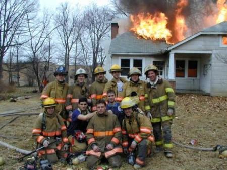 Пожарные - юмор