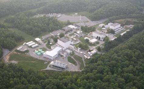 Исследовательский реактор в Оук-Ридж