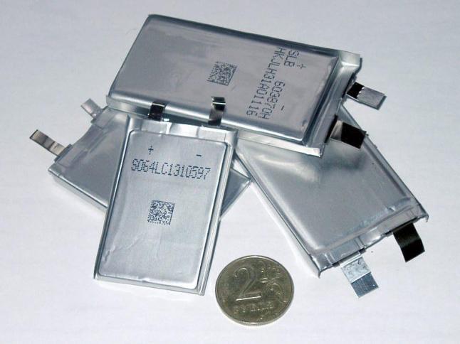 Литиевые аккумуляторы широко используются в современной технике