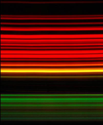 спектр неона