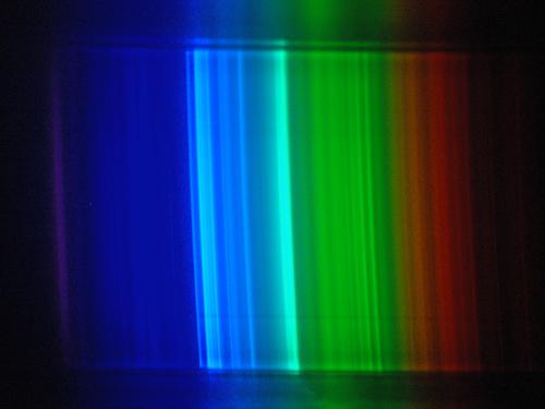 Спектр ксенона