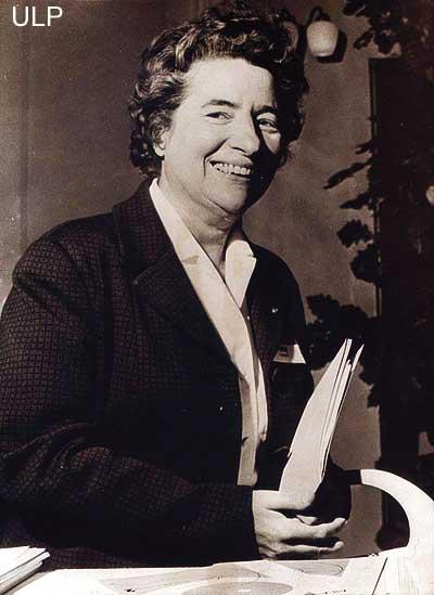 Маргарита Перэ (Marguerite Perey) - первооткрывательница франция