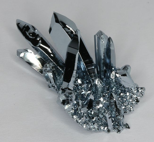 Кристаллы осмия