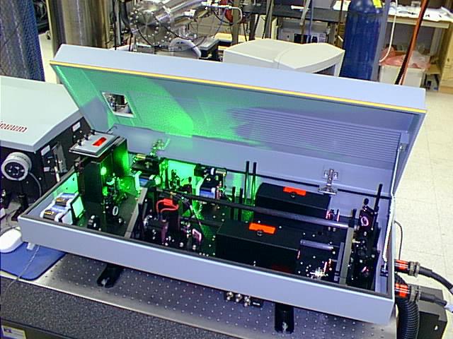 Nd:YAG лазер