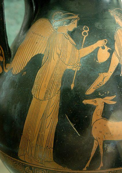 Ирида (богиня радуги в древнегреческой мифологии)