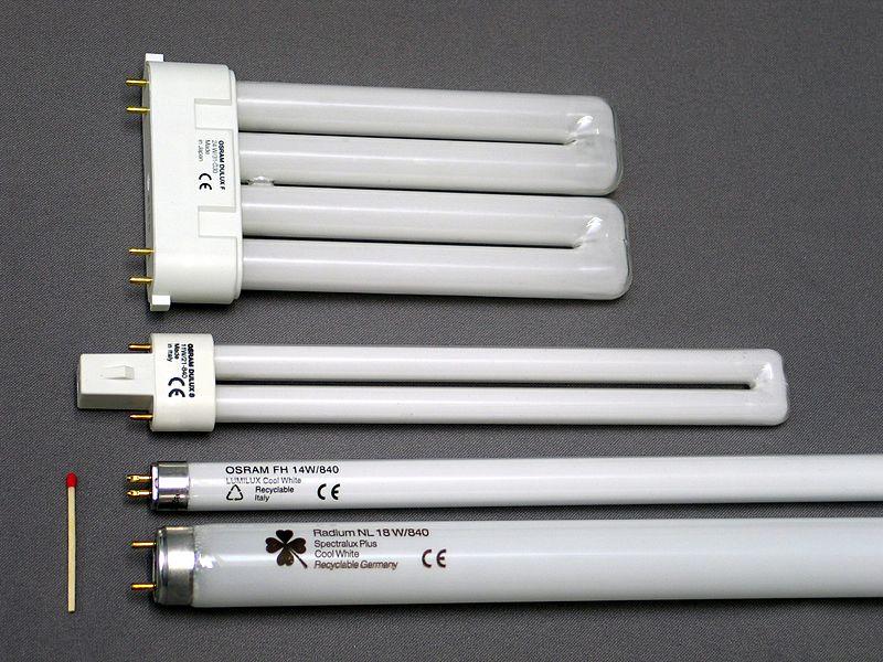 Люминесцентные лампы (лампы дневного света)