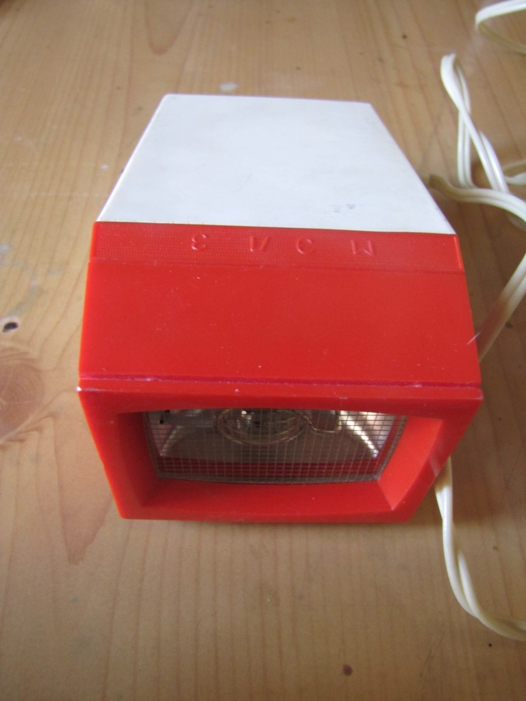 Ультрафиолетовая лампа (использовалась для проявки хроматограмм)