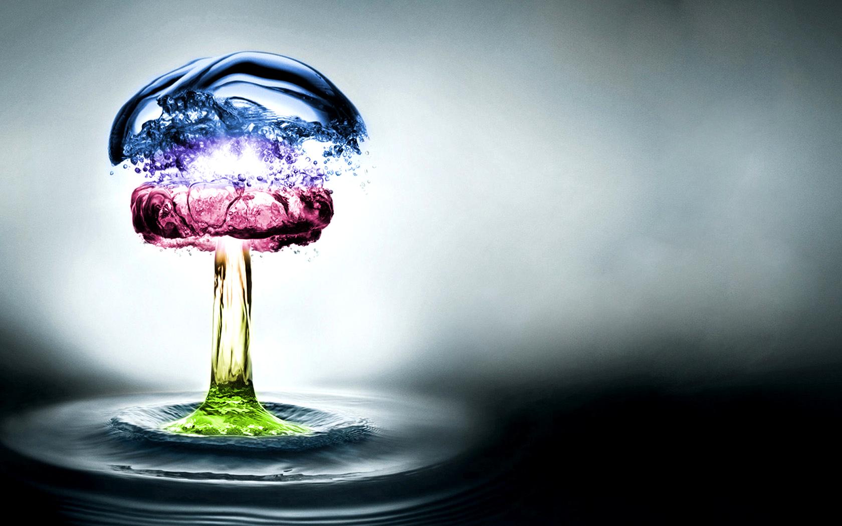 ''Ядерный взрыв''