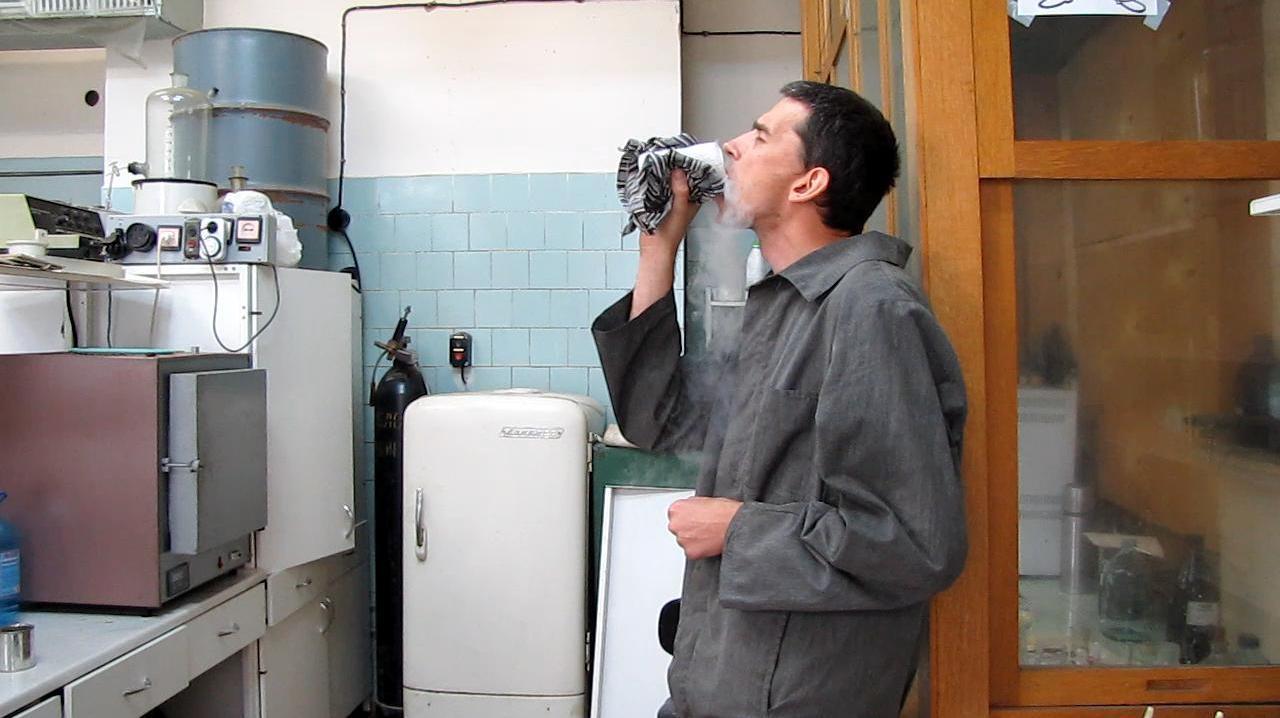Можно ли пить жидкий азот?
