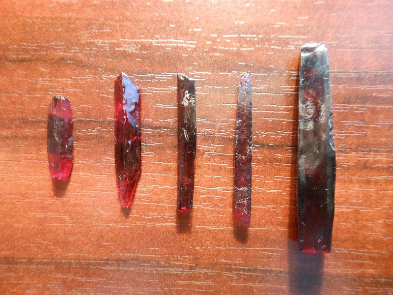 Гексацианоферрат (III) калия (K3[Fe(CN)6], красная кровяная соль)