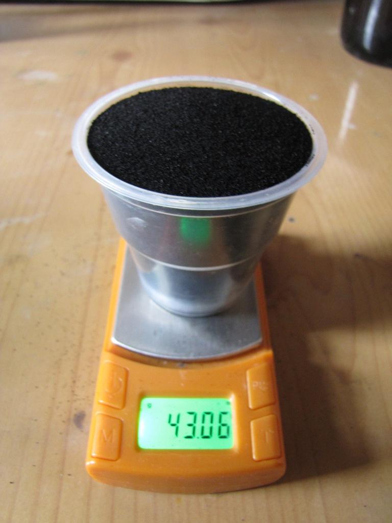 Получение активированного угля с ''бутылочными порами''