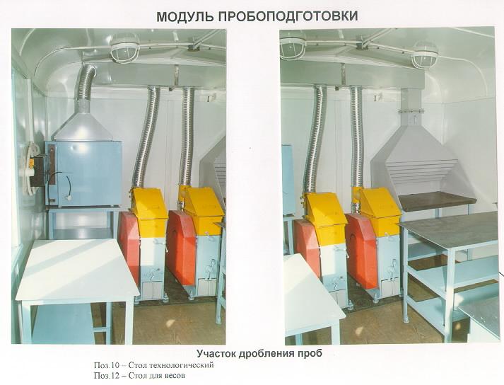 Полевая химическая лаборатория
