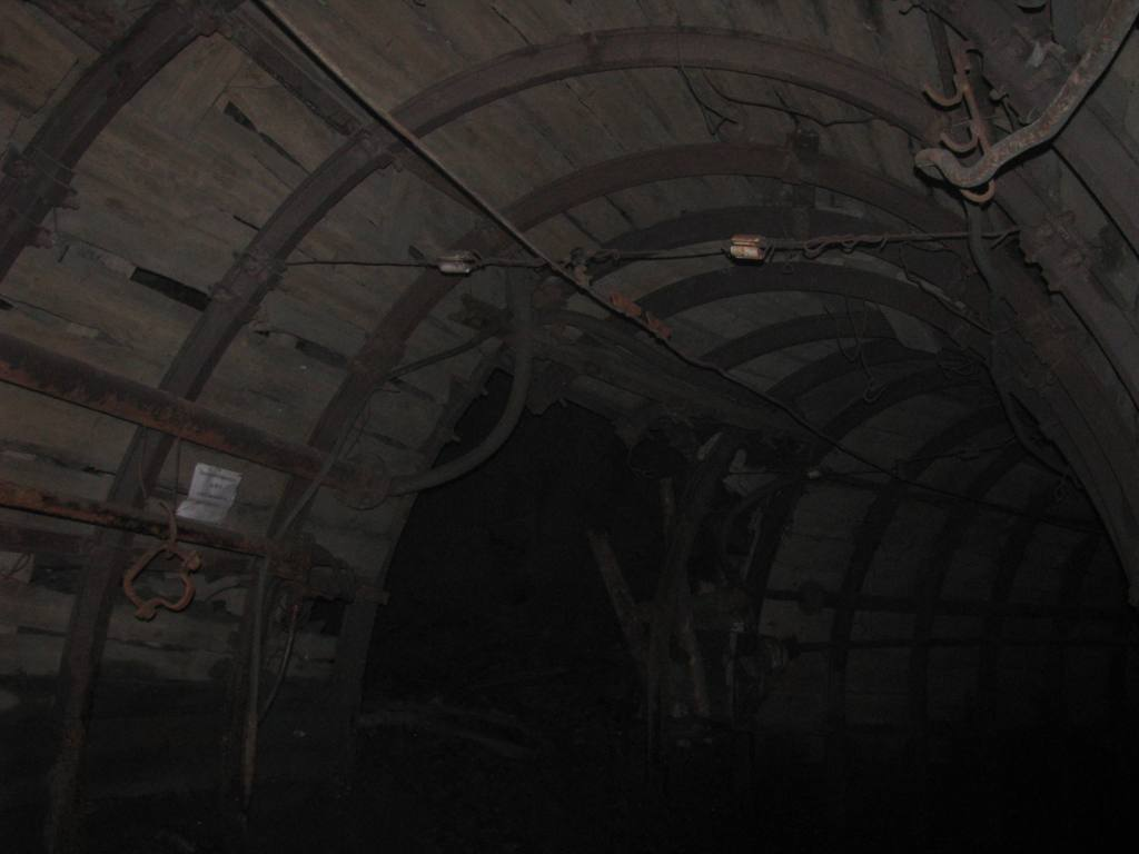 Железорудная шахта