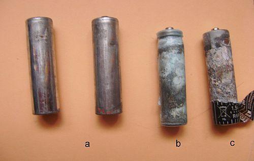 Марганцево-цинковые батарейки
