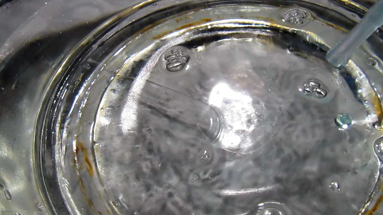 Цветные антипузыри / Colored  Soap Antibubble