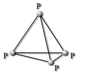 Структура молекулы Р