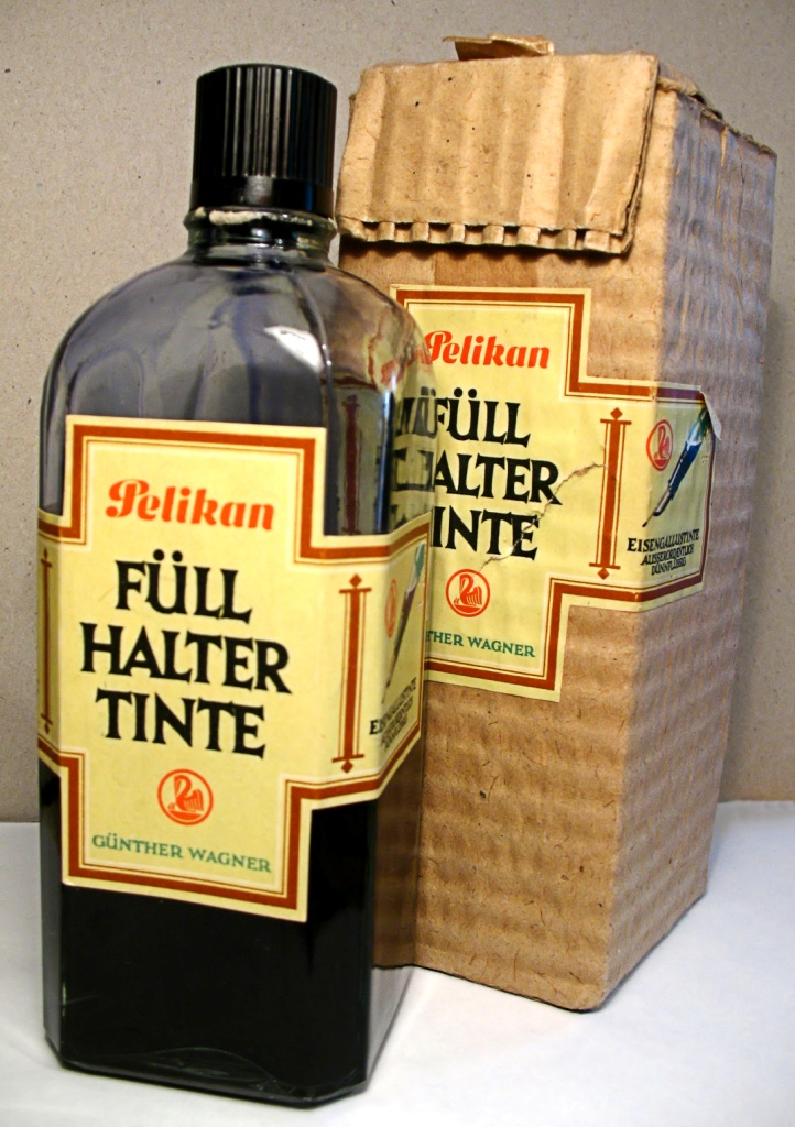 Чернила из дубовых галлов (Iron gall ink, iron gall nut ink, oak gall ink)