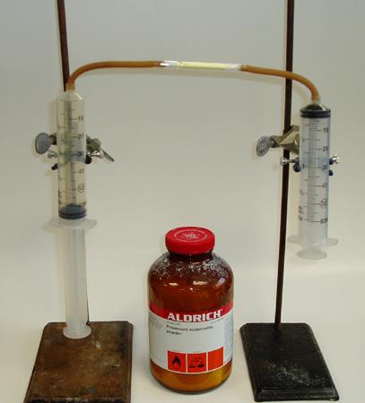 Взаимодействие супероксида калия KO2 с оксидом азота