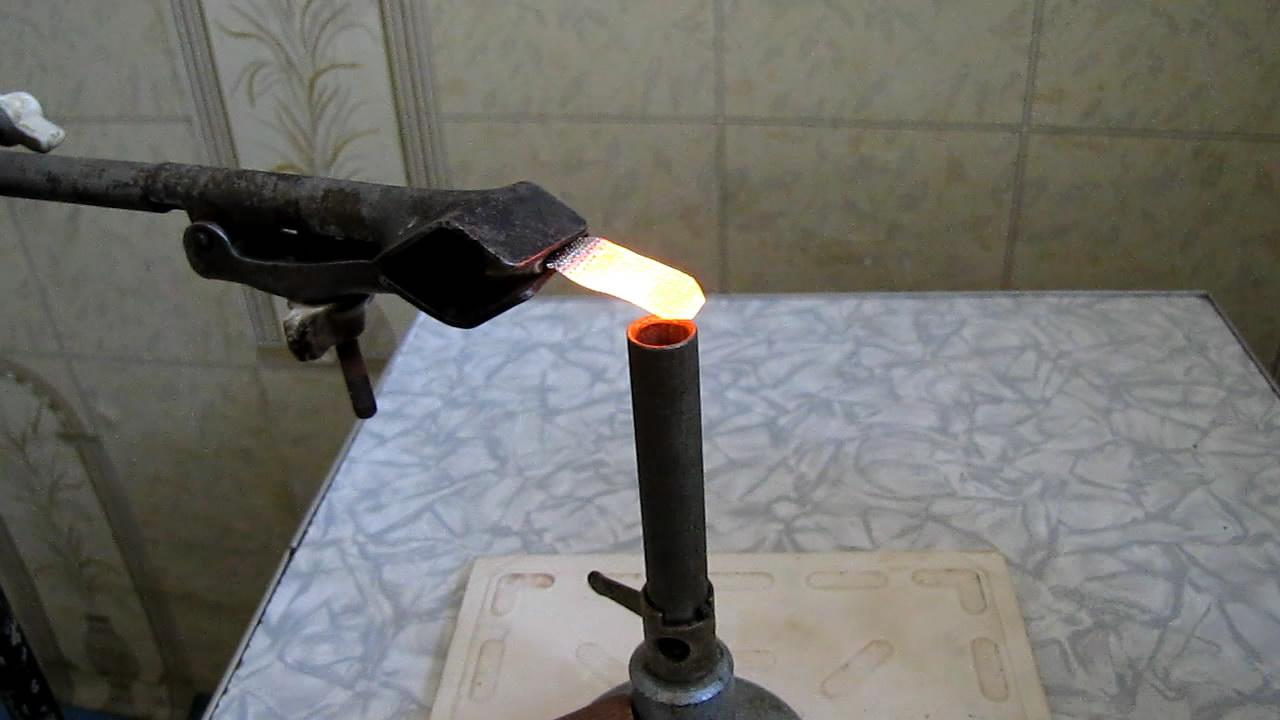Каталитическое горение метана над платиной. Catalytic combustion of methane over platinum