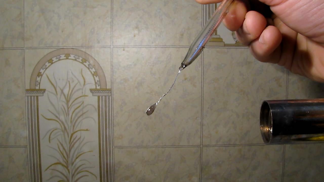 Перлы буры: никель (окислительное пламя). Borax bead tests: nickel (oxidizing flame)