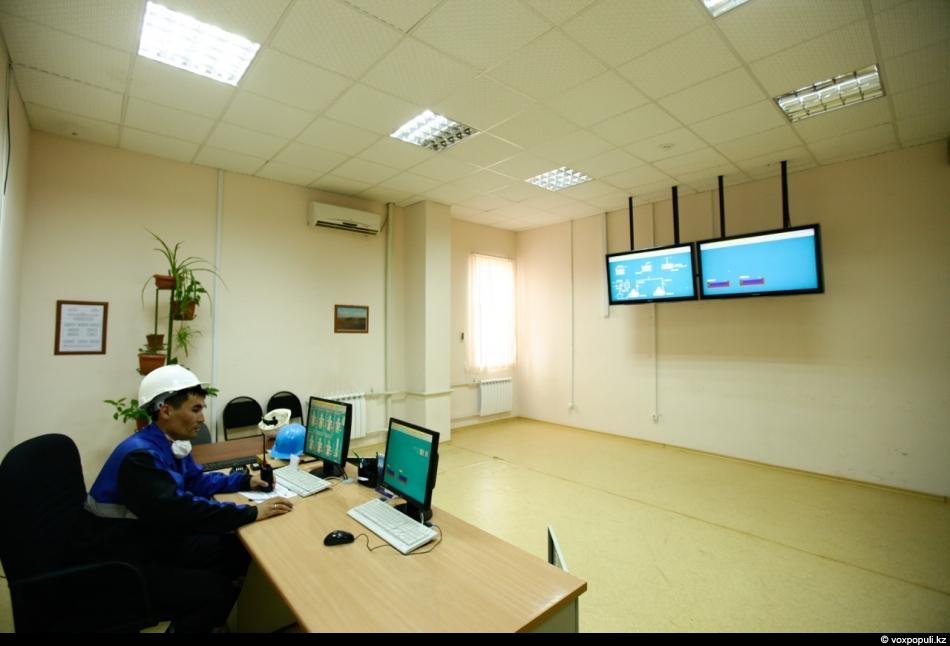 Как добывают уран в Казахстане. Uranium mining in Kazakhstan