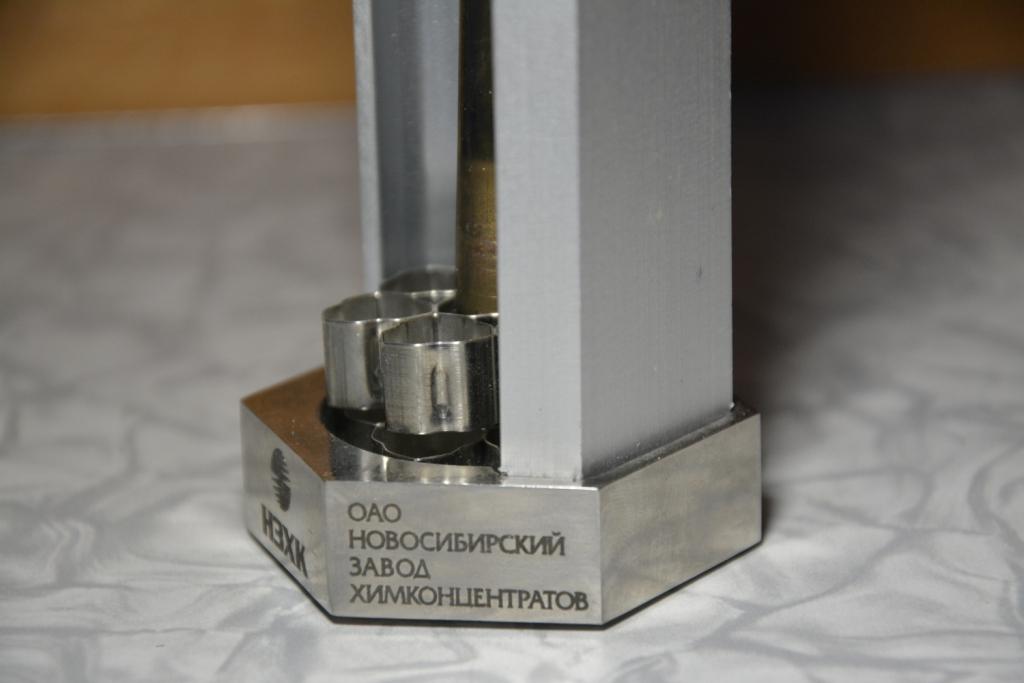 Тепловыделяющий элемент (ТВЭЛ) - фото. Nuclear fuel element (photos)