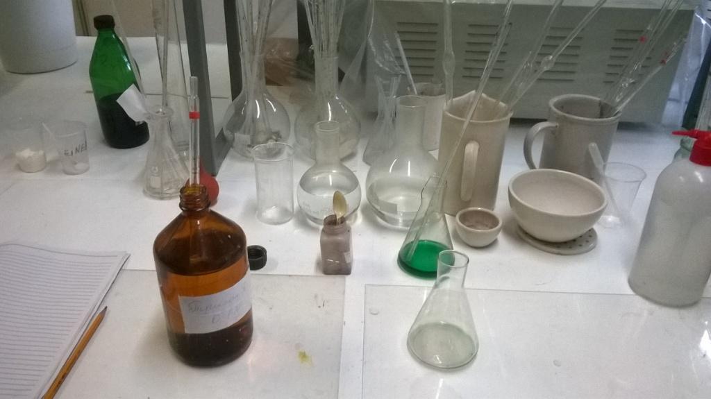 Ванна хлоридного никелирования (''никель-страйк''). Nickel chloride plating bath (''nickel strike'')