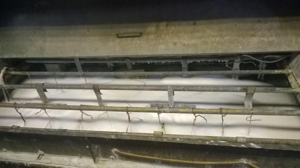 Ванны электрохимического обезжиривания. Degreasing baths