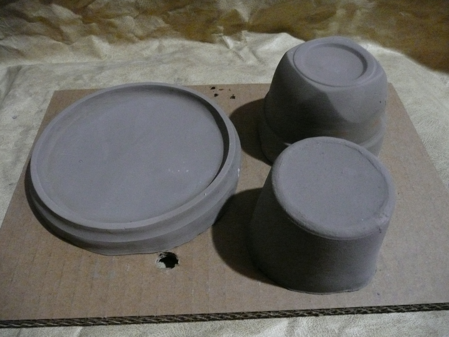 Изготовление керамических тиглей для плавки металла. How to make clay crucibles for melting metal