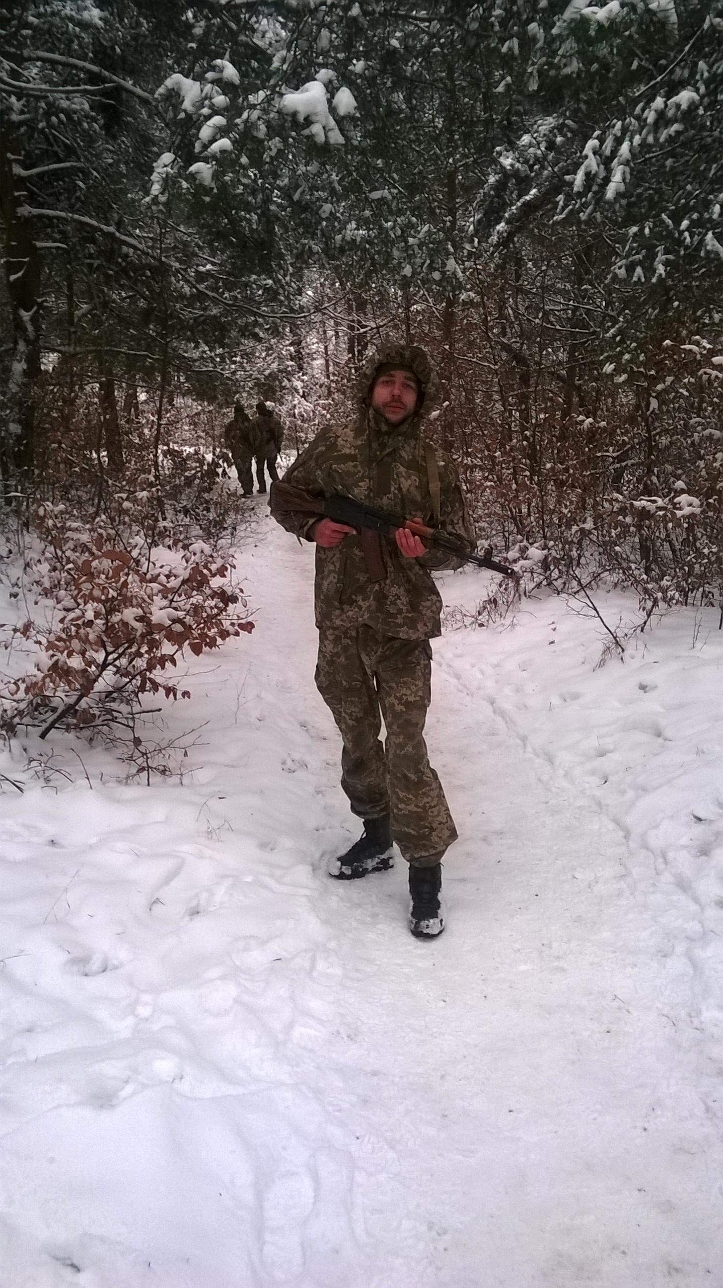 Украинская армия. Ukrainian army