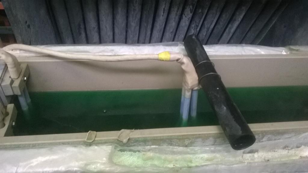 Ванна химического никелирования. Electroless nickel plating bath