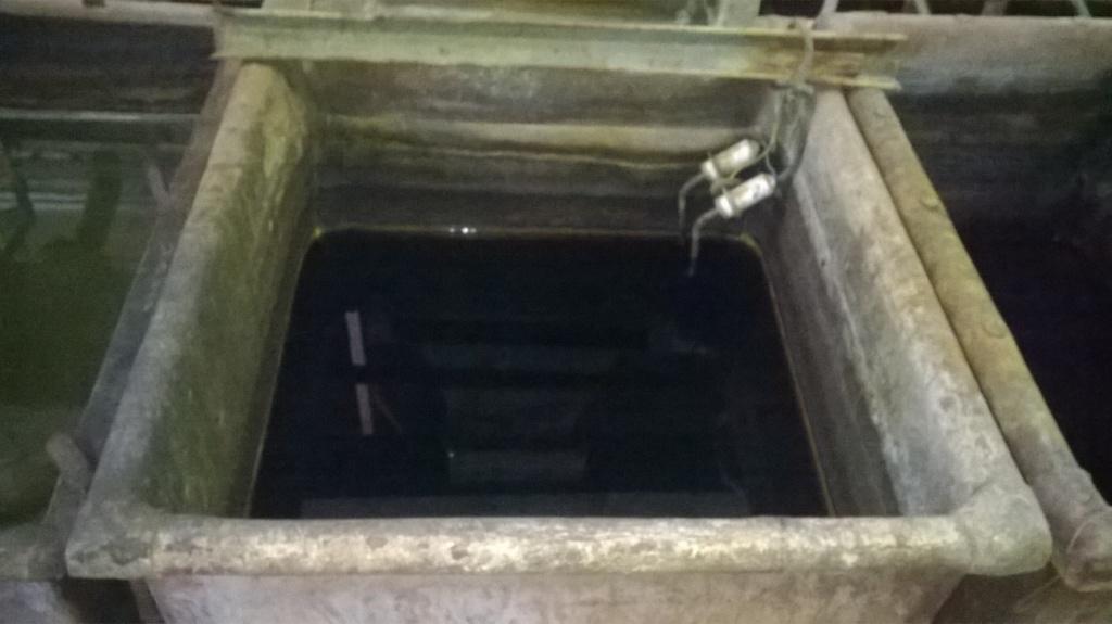 Ванна оксидно-фторидных покрытий. Bath for fluoride-oxide coating