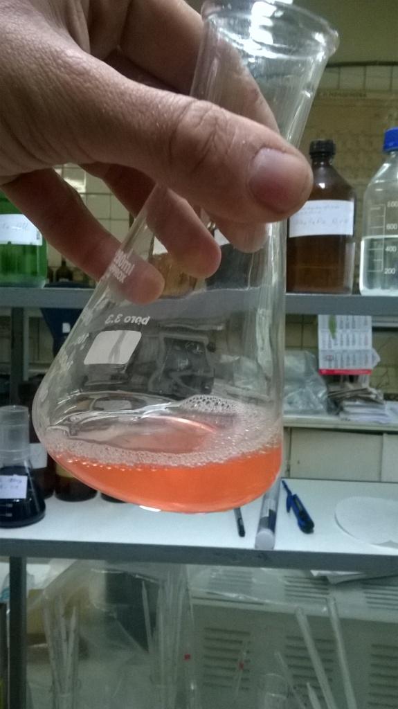 Химический анализ гальванической ванны олово-висмут. Chemical analysis of tin-bismuth plating bath