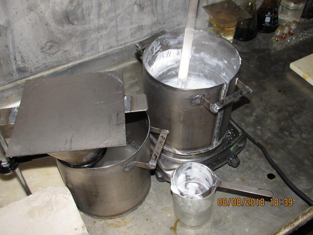 Гидроксид бария. Barium hydroxide