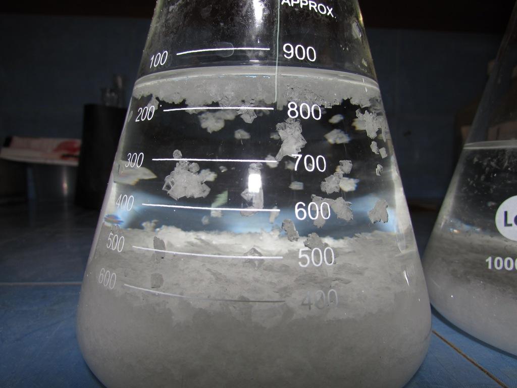 Гидроксид стронция. Strontium hydroxide