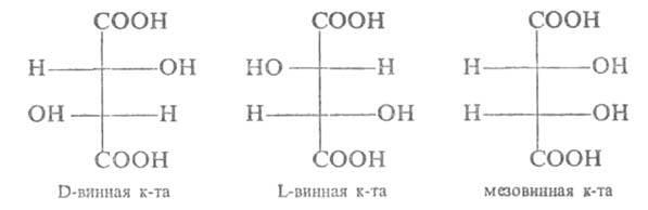 ВИННЫЕ КИСЛОТЫ. Tartaric acids