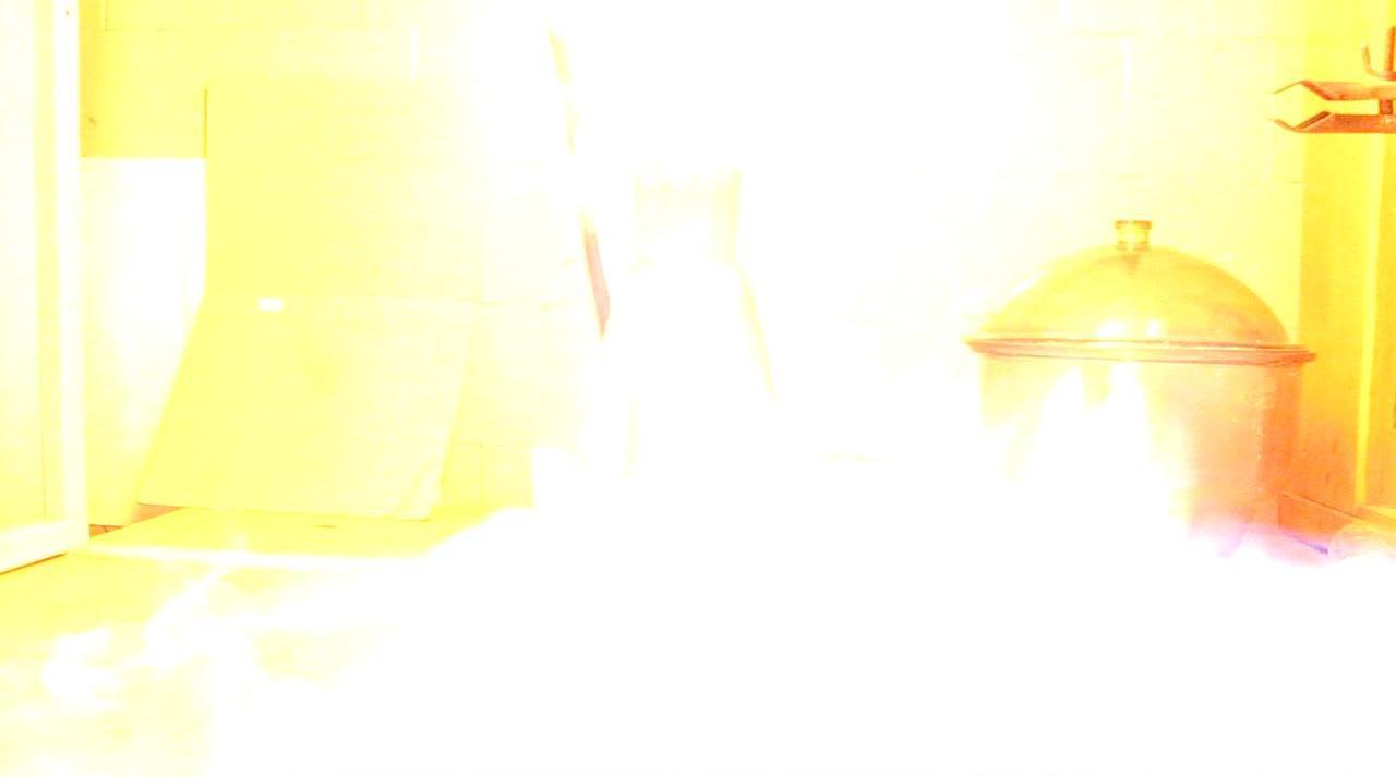 Горение воздуха в атмосфере пропан-бутановой смеси