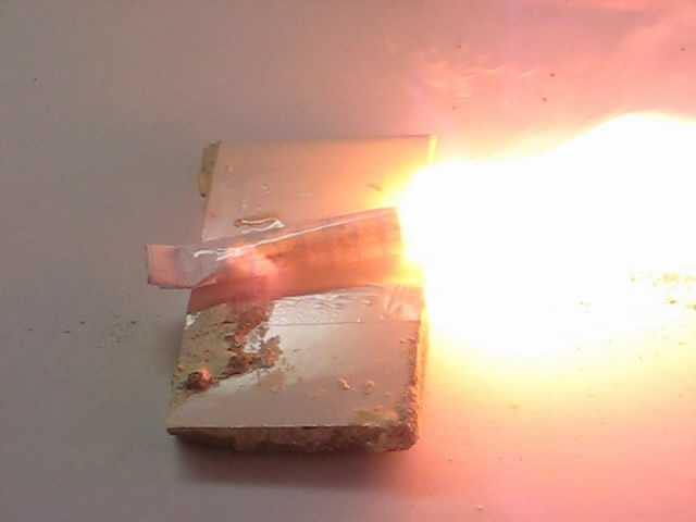 Запал Кибальчича (простая модель)