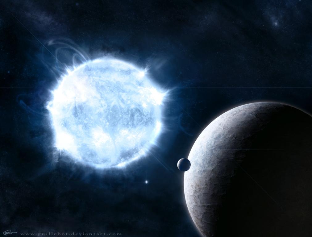 Голубой сверхгигант