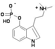 О-фосфорил 4-гидрокси-3-N,N-диметилтриптамин (Псилоцибин)
