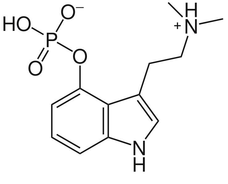 Псилоцибин (4-фосфорилокси-N,N-диметилтриптамин)