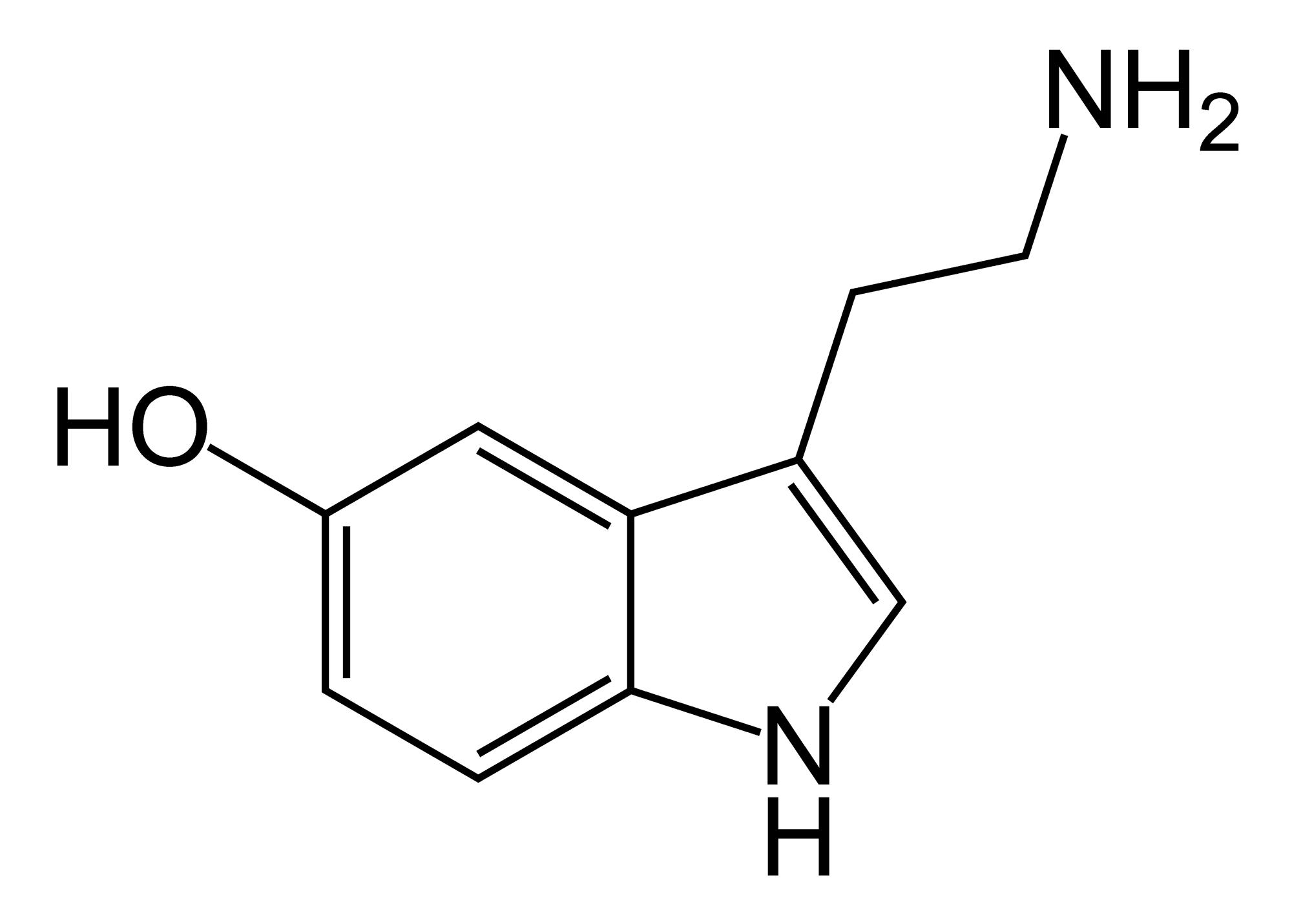 Серотонин (5-гидрокситриптамин)