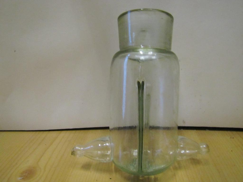 Склянка Тищенко - промывная и осушительная склянка