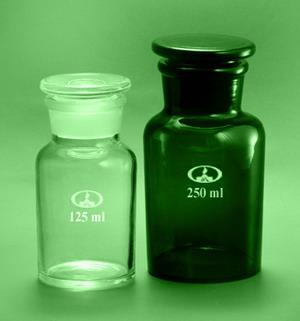 Бутылочки для реактивов