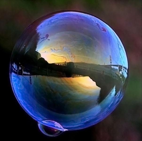 1Мыльный пузырь