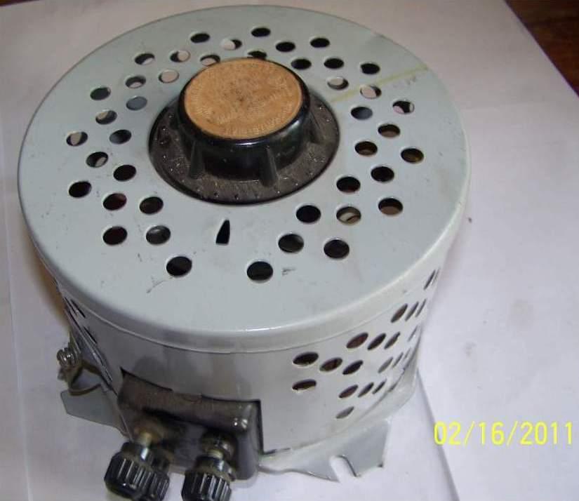 Лабораторный автотрансформатор