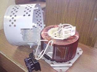 Лабораторный автотрансформатор (ЛАТР)