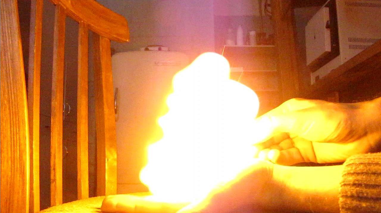 ГМТД (Огонь на ладони)