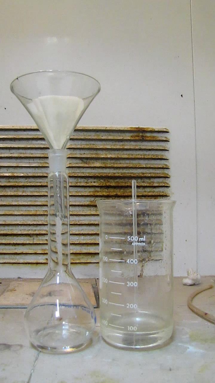 Фильтрование этиленгликольдинитрата (ЭГДН)