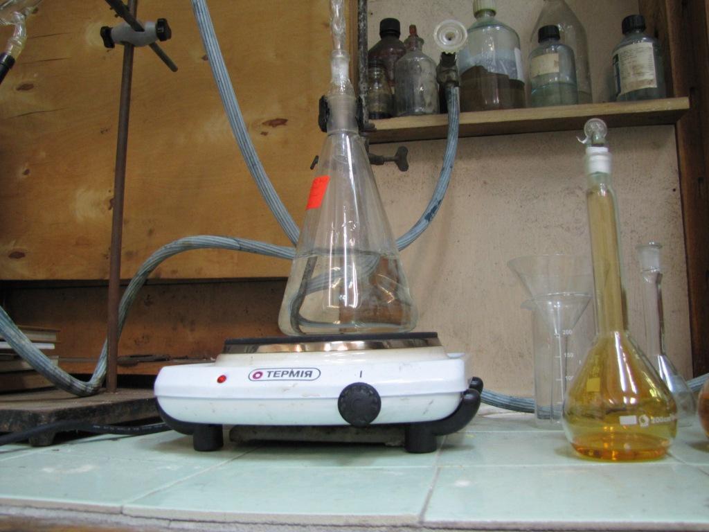 Регенерация концентрированной серной кислоты